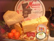 チーズで巡るヨーロッパ