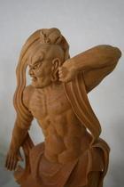 仏像彫刻B